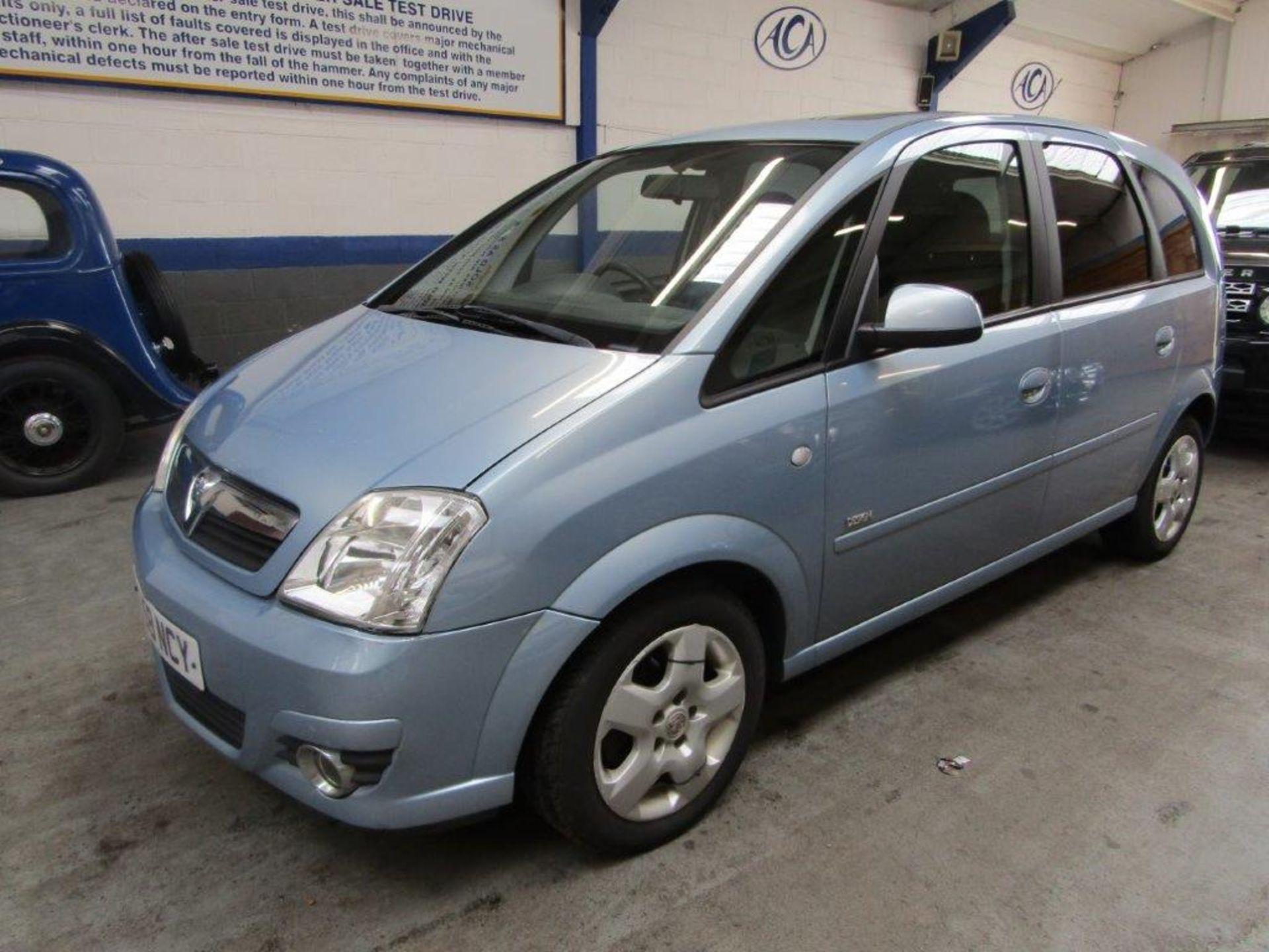 58 08 Vauxhall Meriva Design
