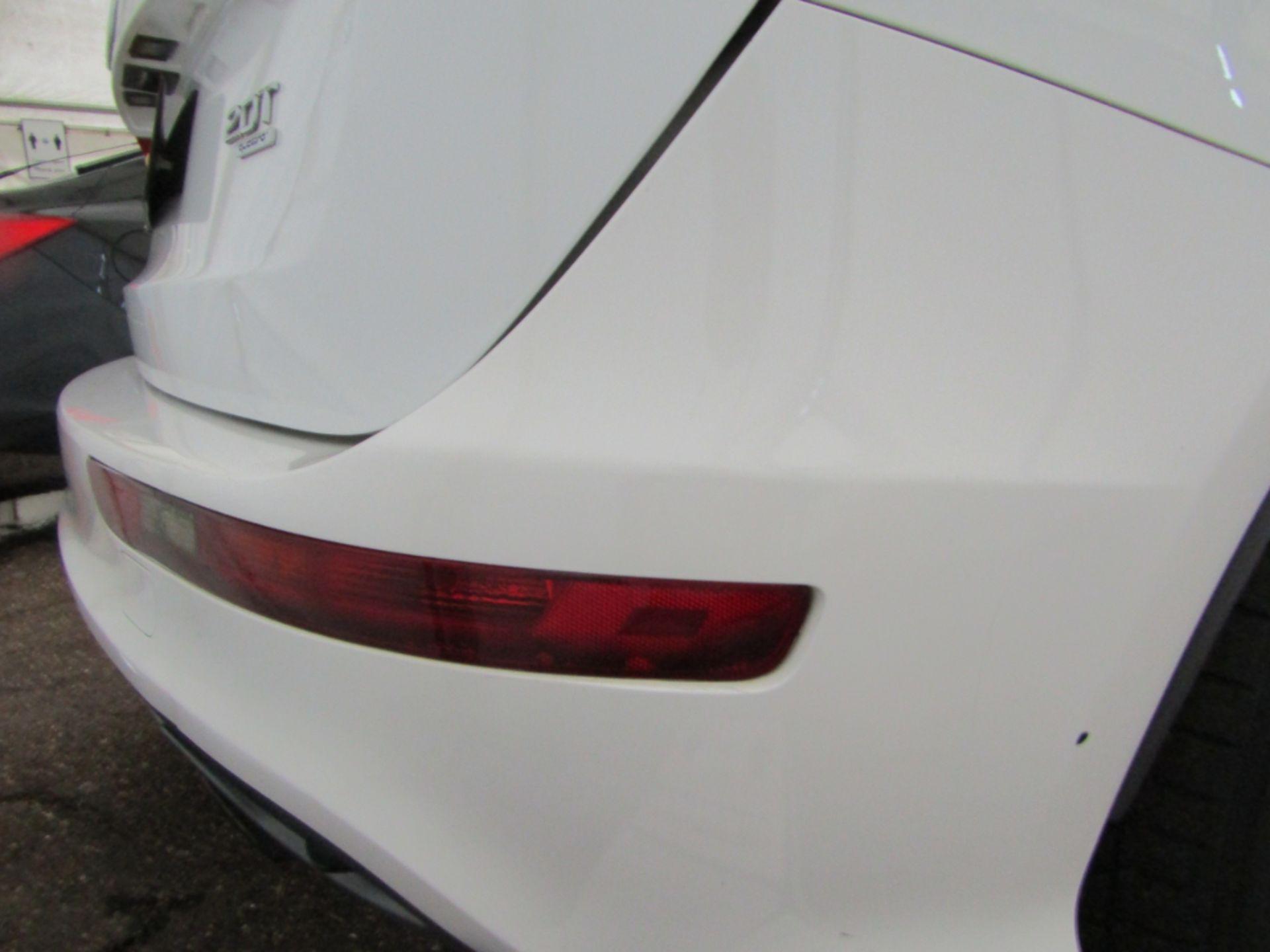 09 09 Audi Q5 S Line TFSI Quattro - Image 12 of 17