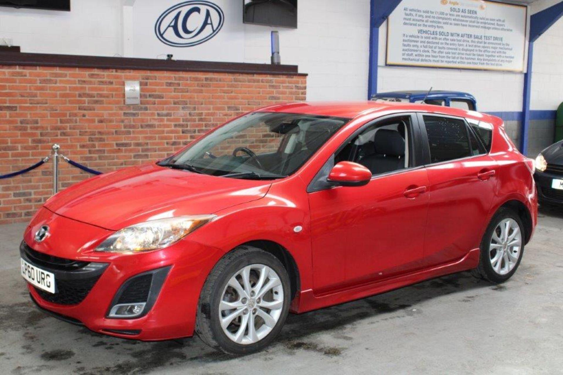 60 11 Mazda 3 Sport