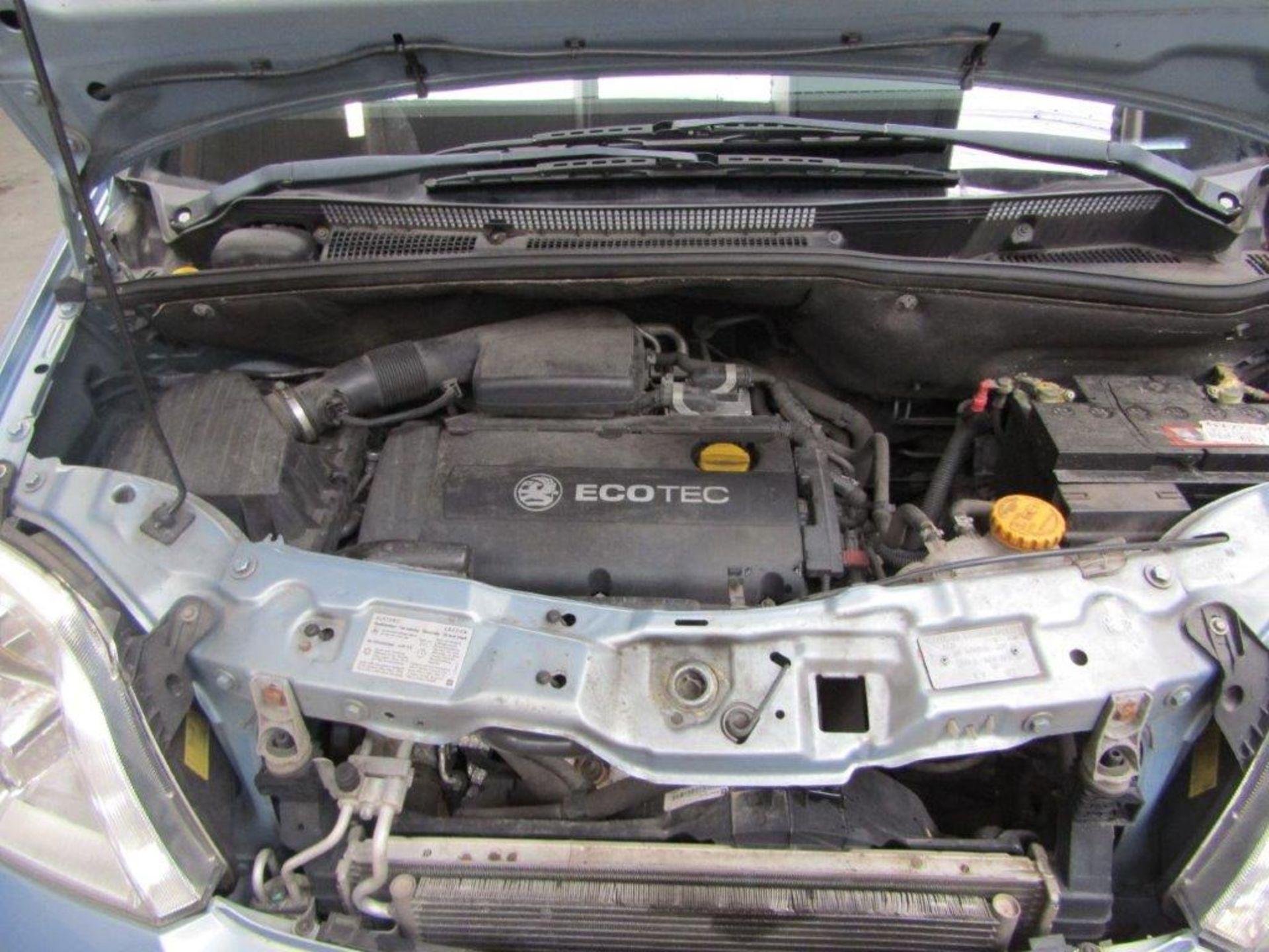 58 08 Vauxhall Meriva Design - Image 19 of 25