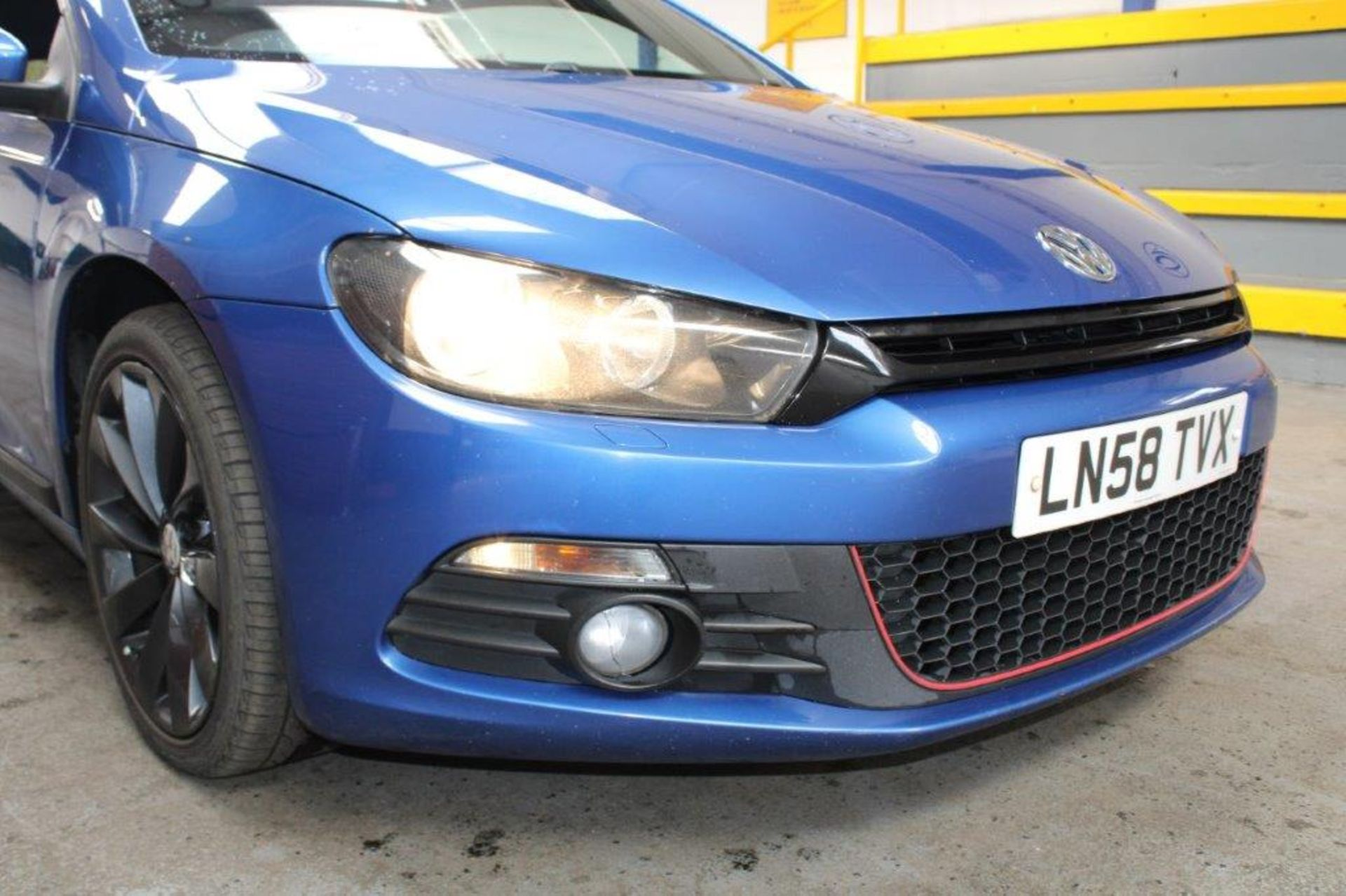 58 08 VW Scirocco GT - Image 23 of 29