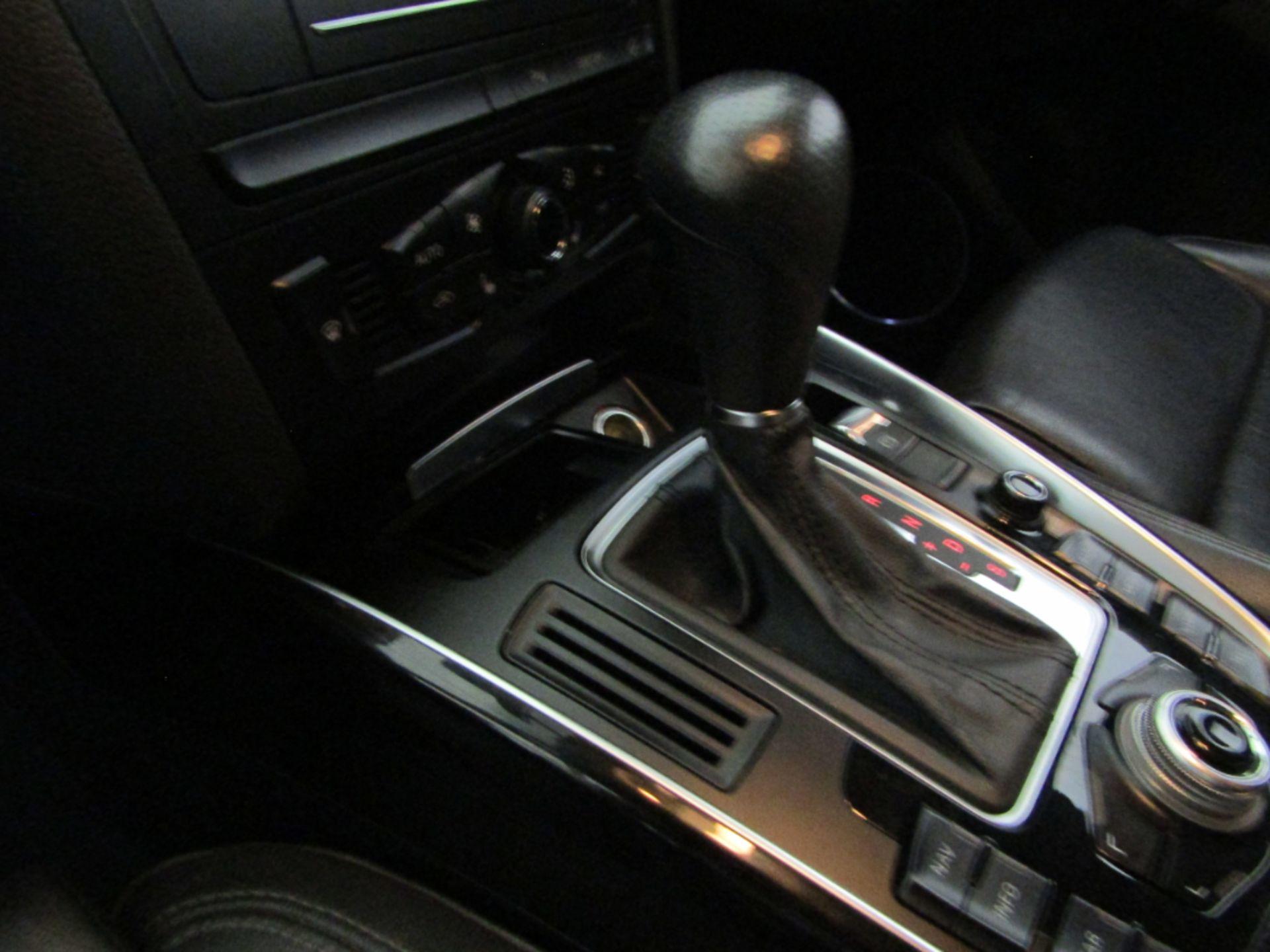 09 09 Audi Q5 S Line TFSI Quattro - Image 7 of 17