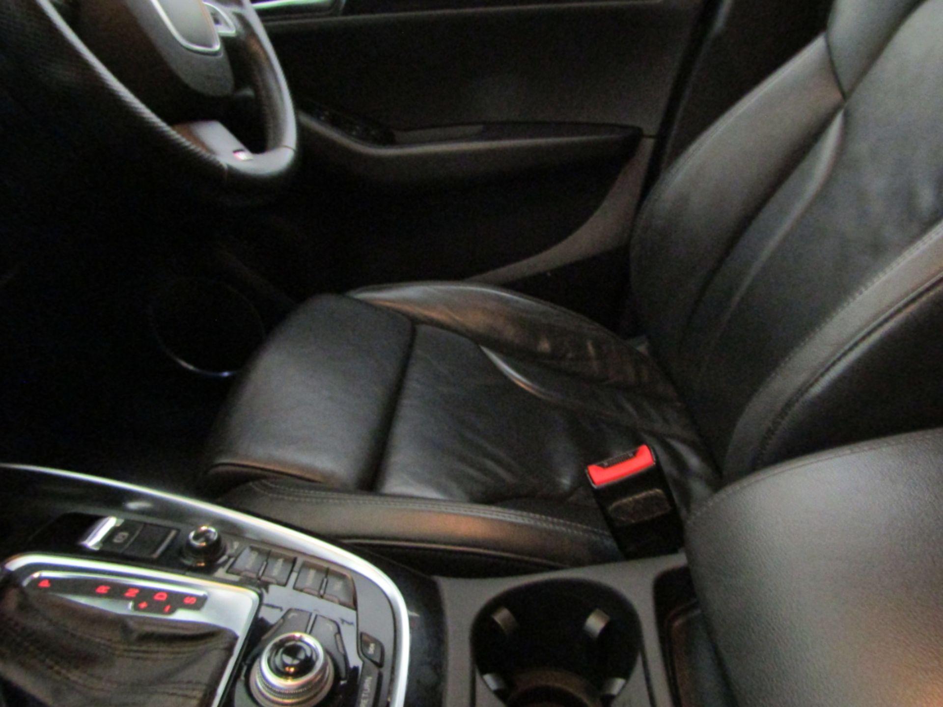 09 09 Audi Q5 S Line TFSI Quattro - Image 6 of 17