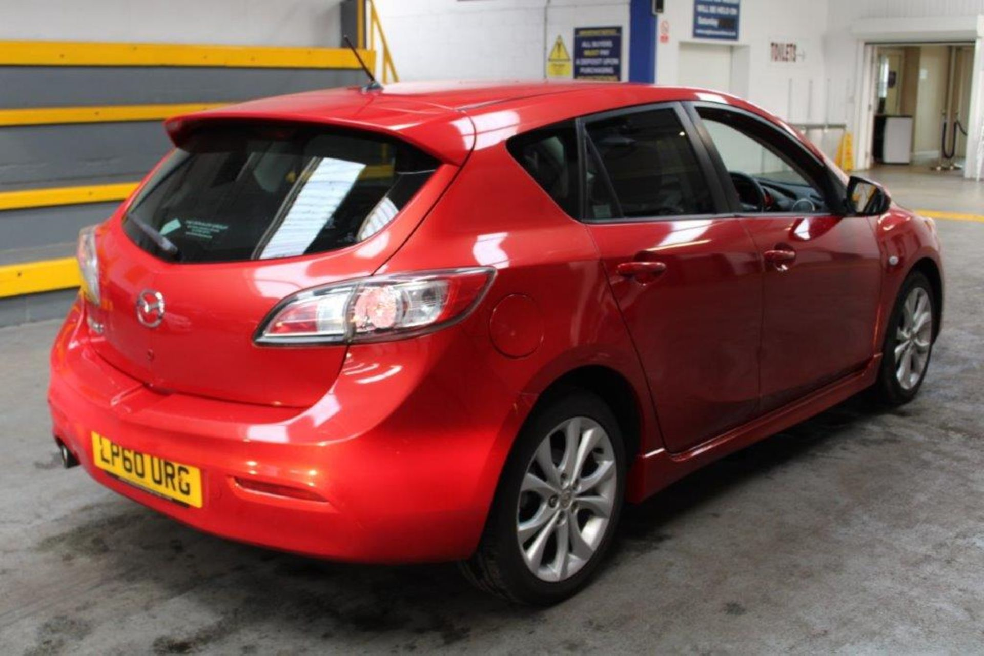 60 11 Mazda 3 Sport - Image 8 of 26