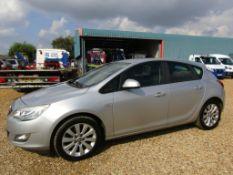 60 10 Vauxhall Astra Exclusiv CDTi