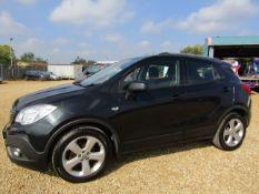 14 14 Vauxhall Mokka Exclusiv CDTi