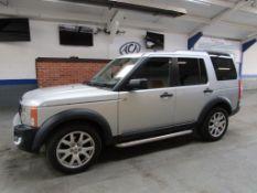 09 09 L/Rover Discovery Auto