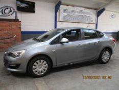 15 15 Opel Astra LHD