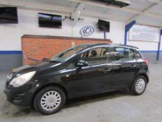 12 12 Vauxhall Corsa S A/C