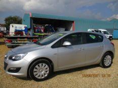 63 13 Vauxhall Astra Exclusiv