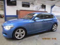 62 12 BMW 118D M Sport