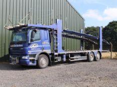 12 12 Daf Trucks CF