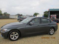 12 12 BMW 320D Efficientdynamics