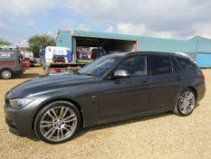 15 15 BMW 330D X DRIVE M Sport Auto