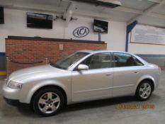 53 04 Audi A4 SE Auto