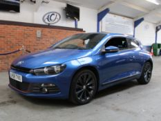 58 08 VW Scirocco GT S-A
