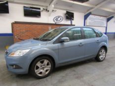 09 09 Ford Focus Style 100
