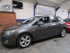 10 10 Vauxhall Astra SRI CDTI 108