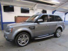 61 12 Range Rover Sport HSE SDV