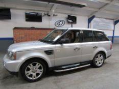 55 05 Range Rover SPT TDV HSE