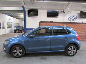 16 16 VW Polo Match TSI