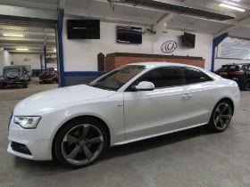 13 13 Audi A5 S Line Black edition T