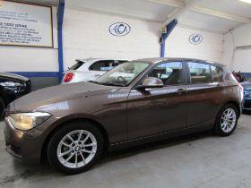 14 14 BMW 116D Efficientdynamics