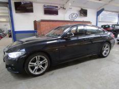 15 15 BMW 420D Gran Coupe M Sport