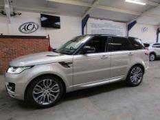 65 15 Range Rover Sport HSE Dynam S