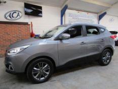 14 14 Hyundai IX35 SE Nav CRDI