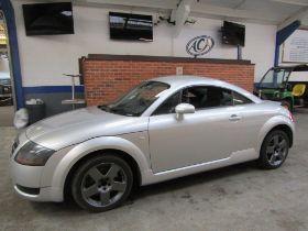 05 05 Audi TT Coupe
