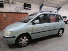 04 04 Hyundai Matrix GSI Auto