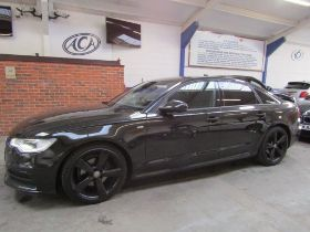 63 13 Audi A6 S Line Black Edition T