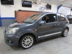 06 06 Ford Fiesta Zetec S