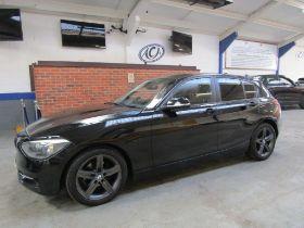62 12 BMW 116D Sport
