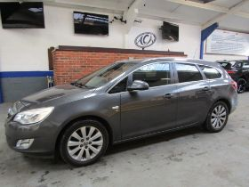 11 11 Vauxhall Astra SE CDTI