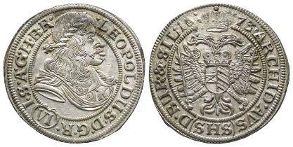 Römisch Deutsches Reich, Leopold I. 1657-1705, 6 Kreuzer