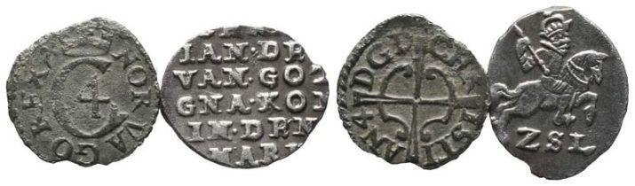 Dänemark, Christian IV. 1588-1648 Hvid