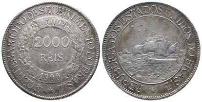 Brasilien, Republik seit 1889, 2000 Reis