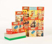 Konvolut Lego System