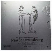 Luxemburg, 700 Cent