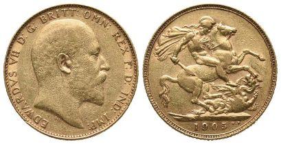 Großbritannien, Edward VII. 1901-1910