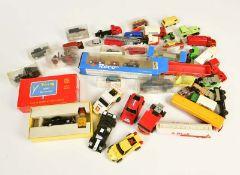 Triang, Lego, Wiking u.a., Konvolut Modellautos