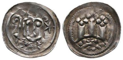 Römisch Deutsches Reich, Eberhard I. von Hippoltstein und Bitburg 1147-1164, Pfennig