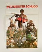 Poster Schuco Tiere mit Muhammed Ali
