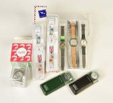 Swatch, 8 Armbanduhren
