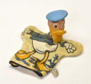 Donald Duck Handpuppe