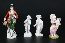 Konvolut Porzellanfiguren, porcelain figurines,