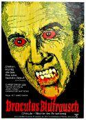 Film Poster Scars of Dracula Vampire Horror
