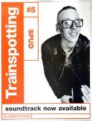 Film Poster Trainspotting Soundtrack Spud